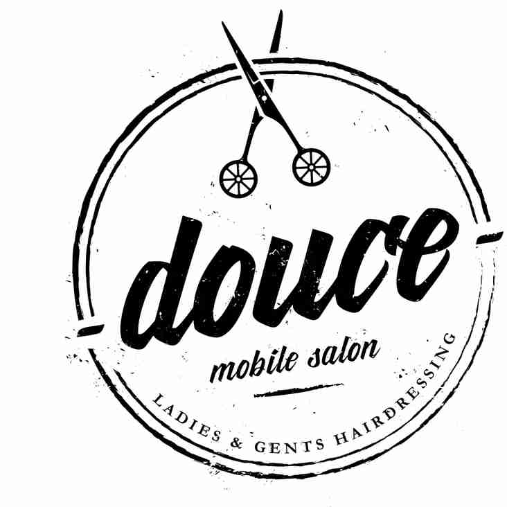 douce join as club sponsor for the coming season