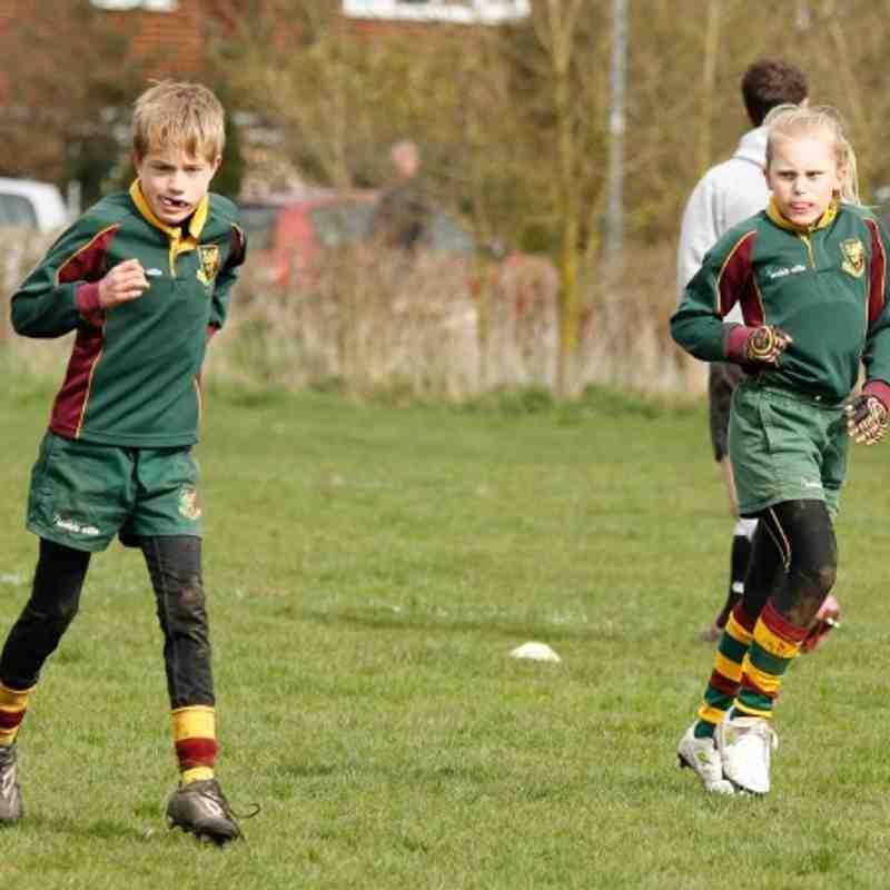 Under 10's V St Andrews