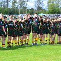 Old Laurentian Under 13's Rampant at Kenilworth