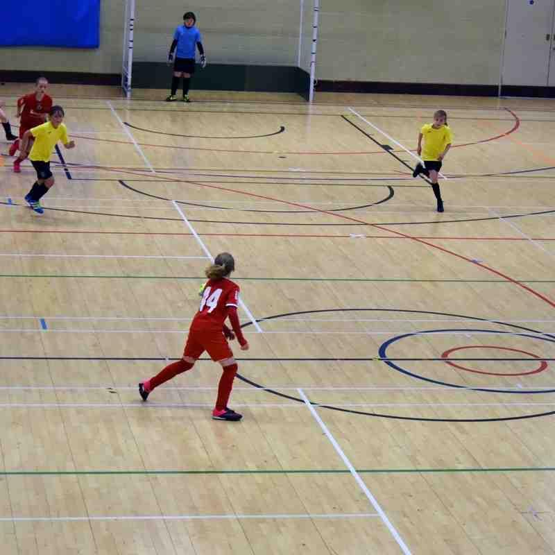Futsal Cup - u10's Girls - Nottingham