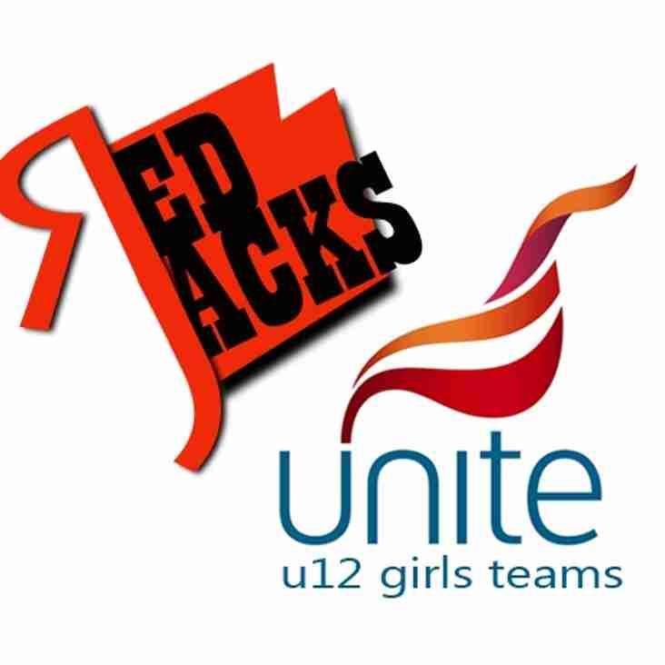 u12's Girls fixtures this weekend