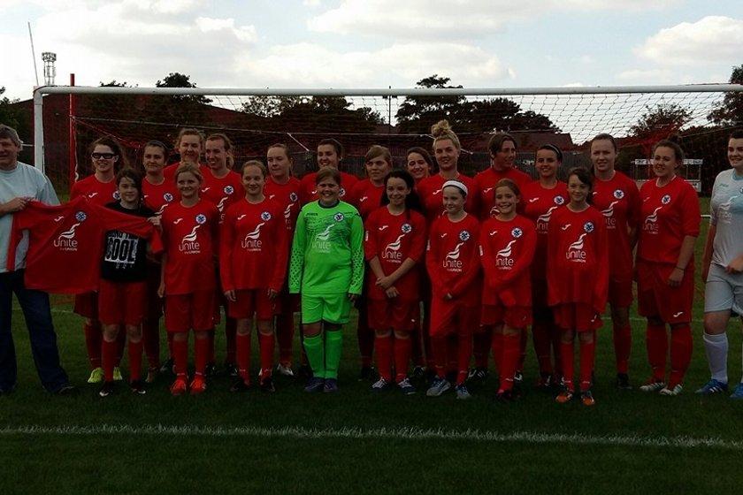 Grimsby Borough RedJacks 0 - 0 Grimsby Borough Unite