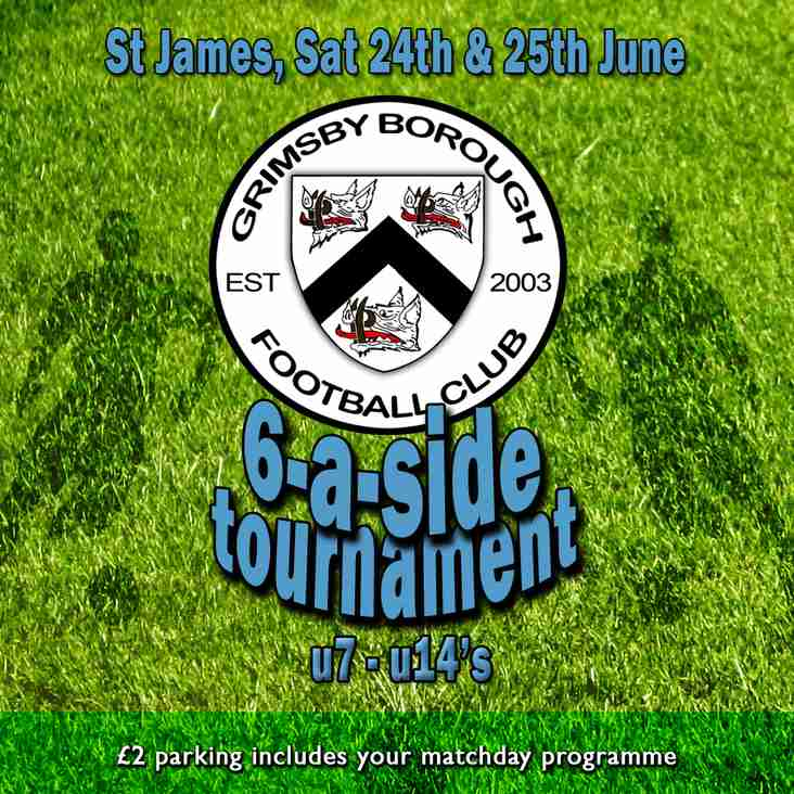 Junior Tournament Just Over a Month Away