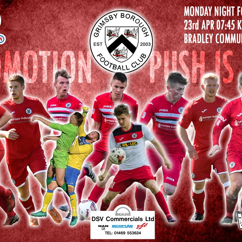 Promotion push - Boro Vs Worsbrough