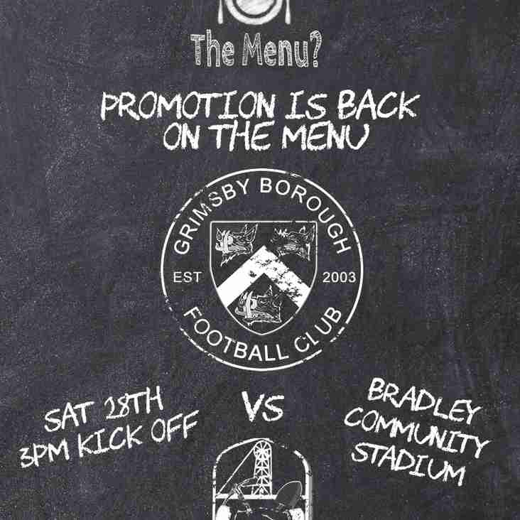 Promotion is back on the menu