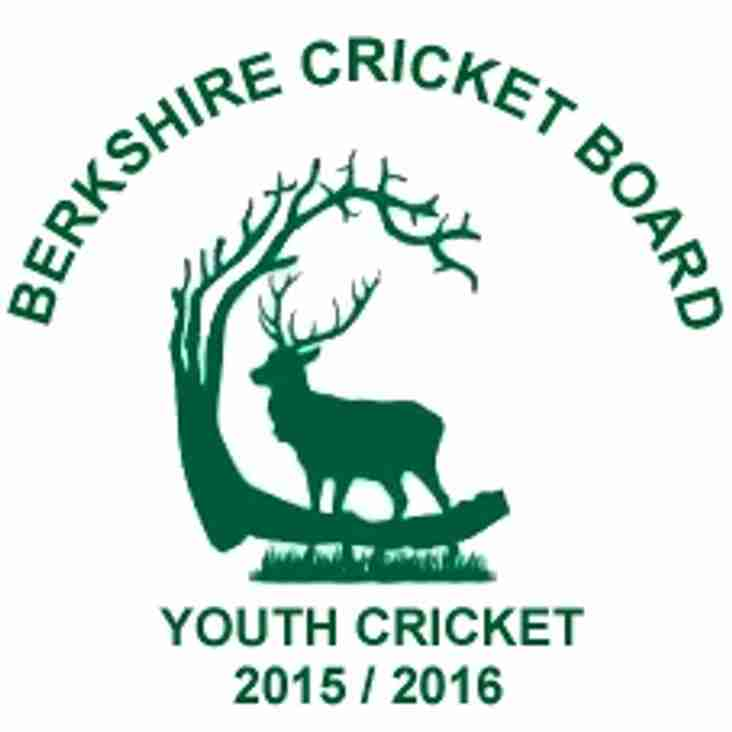 Youth Cricket Report for June 2016