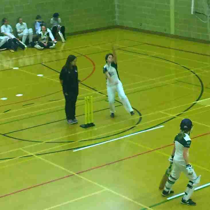 Berkshire Girls Indoor League, Round 5