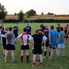 Training - Tuesday 5th July 2016