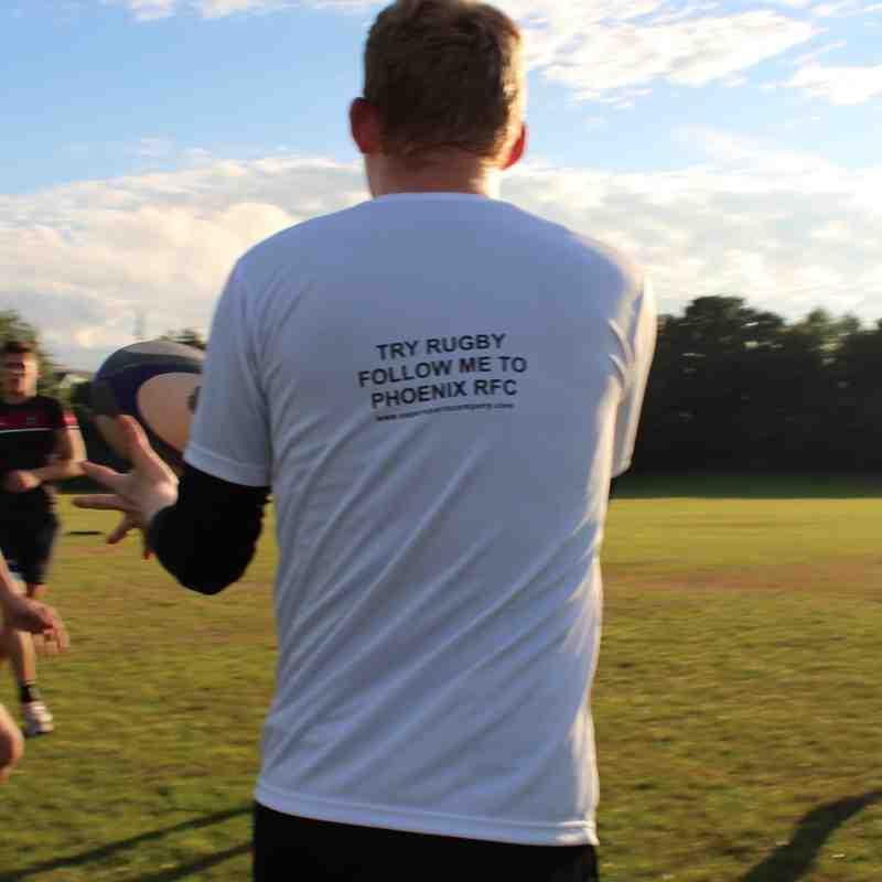 Training - Thursday 28th July 2016