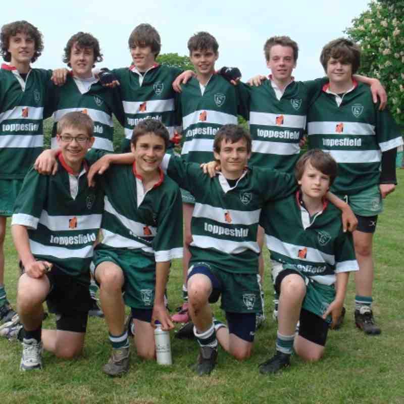 U15s Alton 7s Tournament