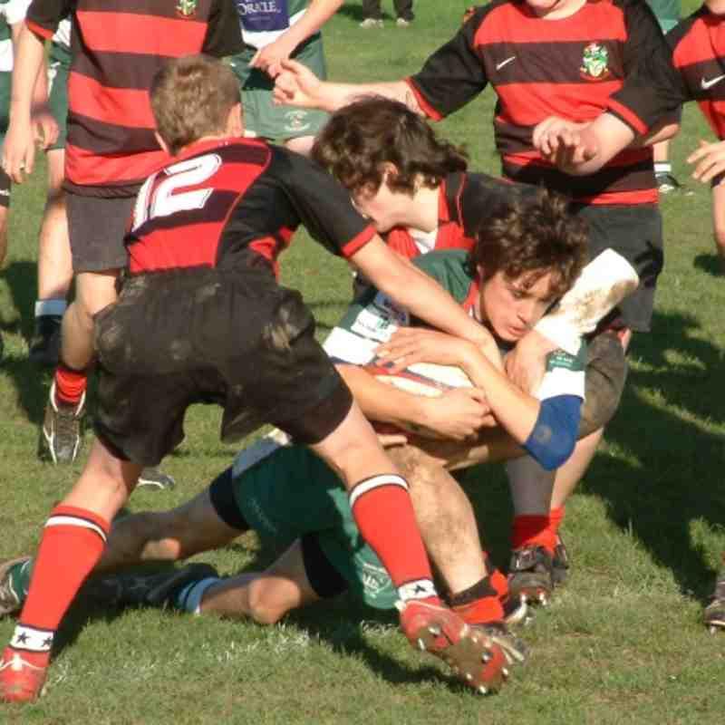 U15s Twickenham 12 Vs Reading 27 Nov 13 2011