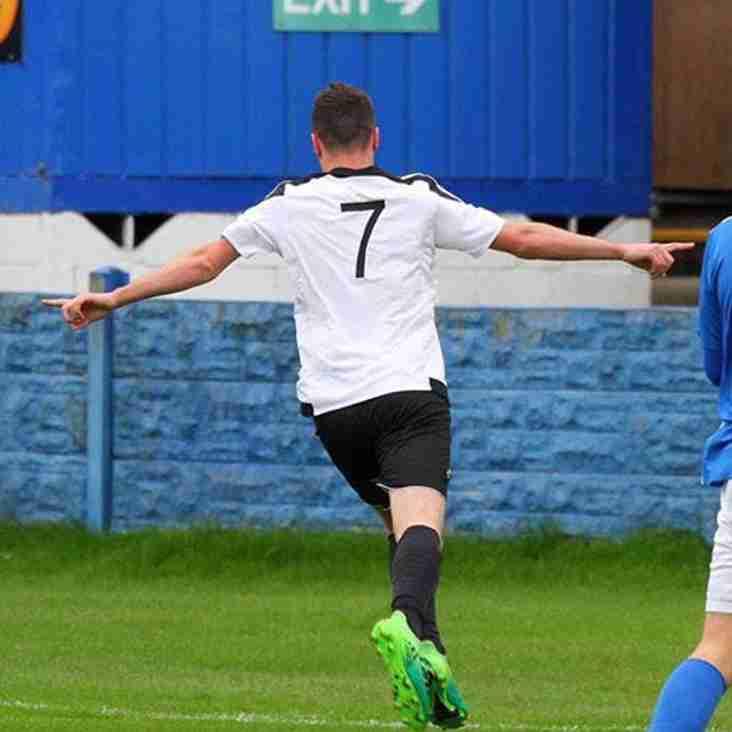 Scott Hat-trick sees Retford win in league cup