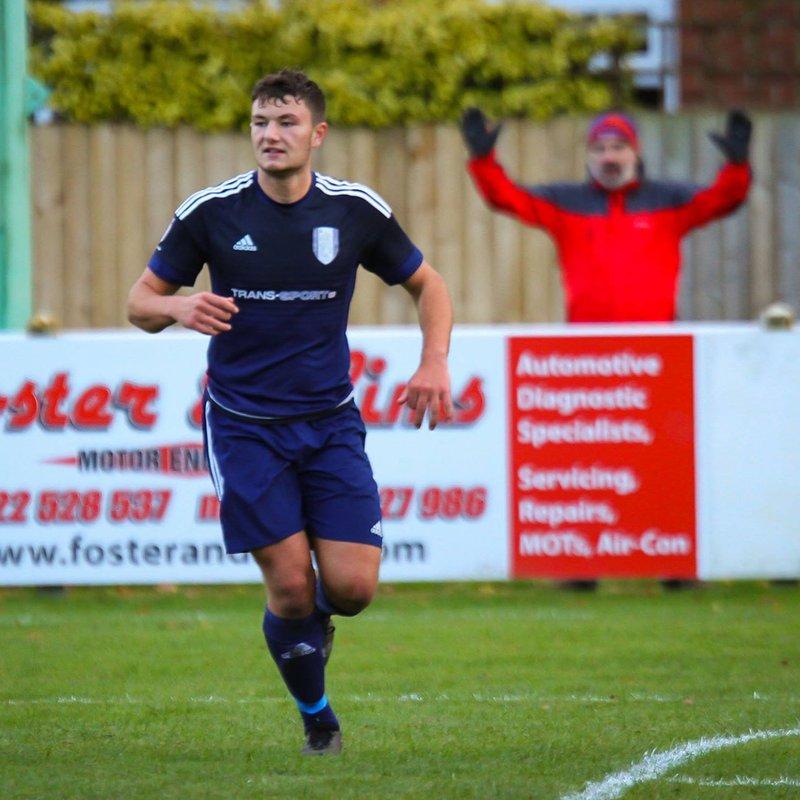 Collingburn strike sends Retford through in league cup