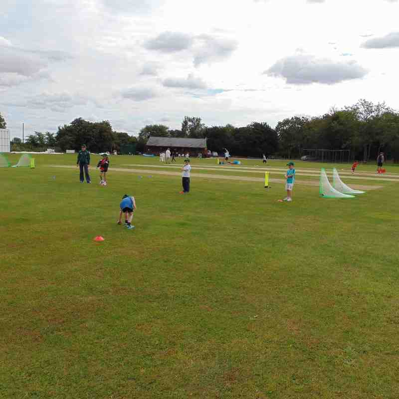 2015 Cricket Camp