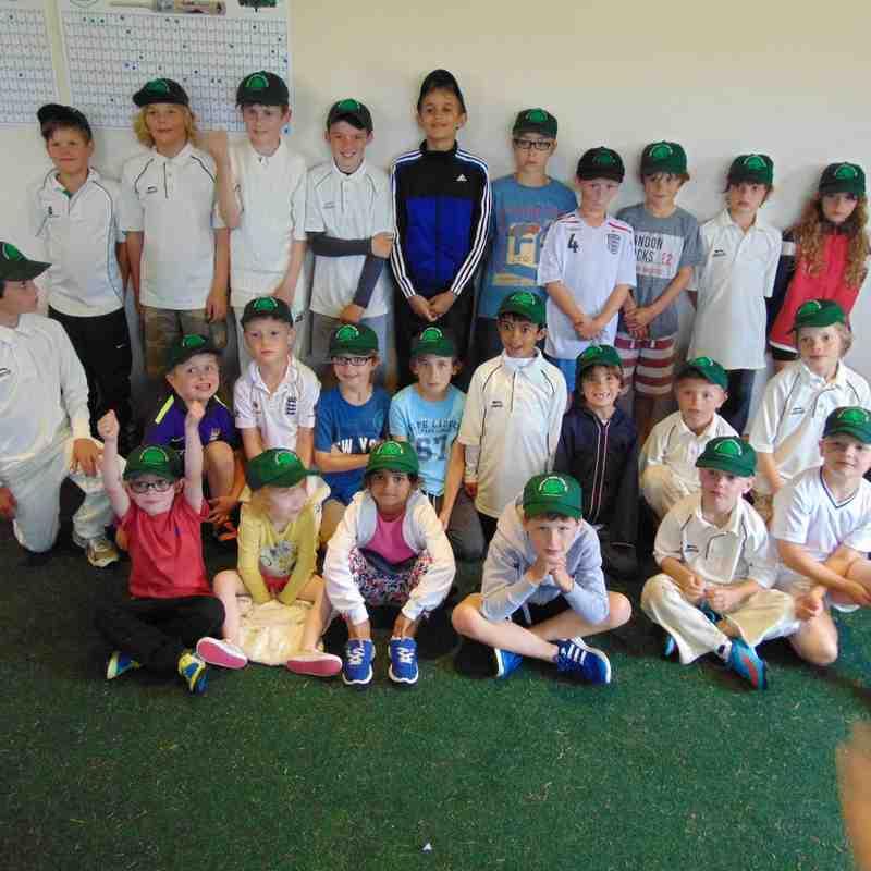 2015 Cricket Camp