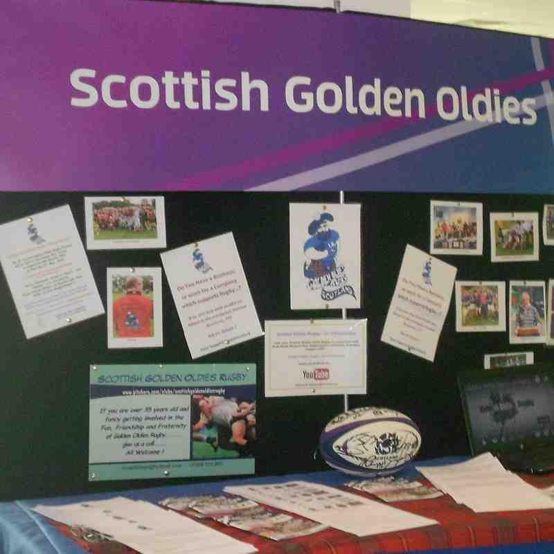 Golden Oldies Stall