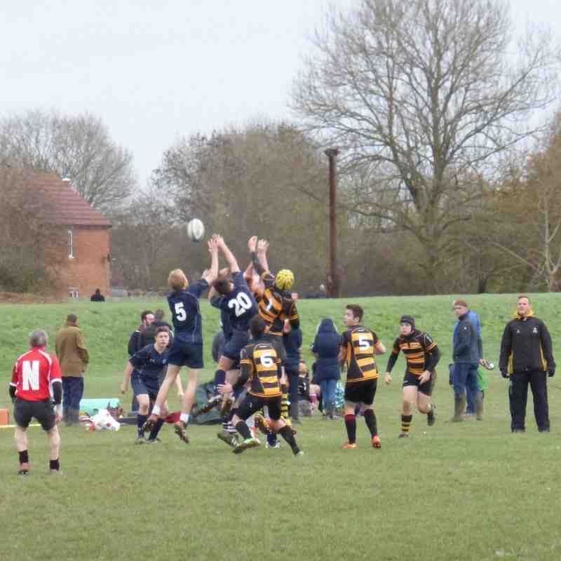 U15 vs East Grinstead