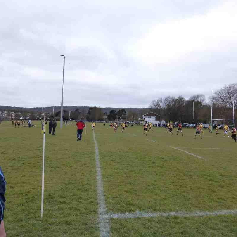 U15 vs Eastbourne
