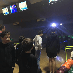 Northwich Mini & Juniors Bowling Night