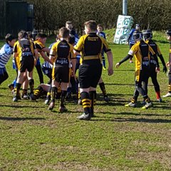 Sale U11s vs Northwich RUFC U11s