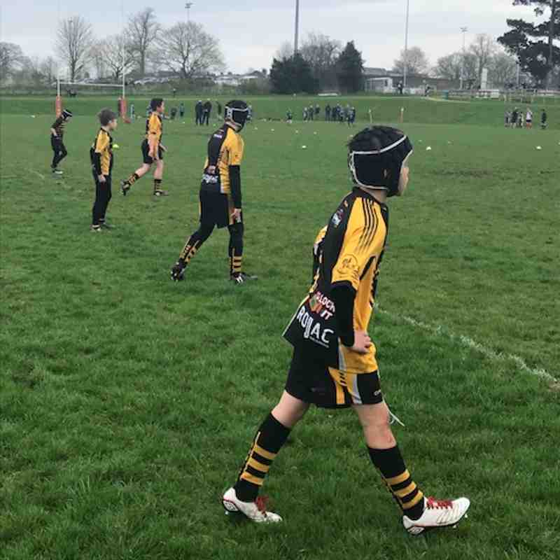 Lymm U11s vs Northwich U11s