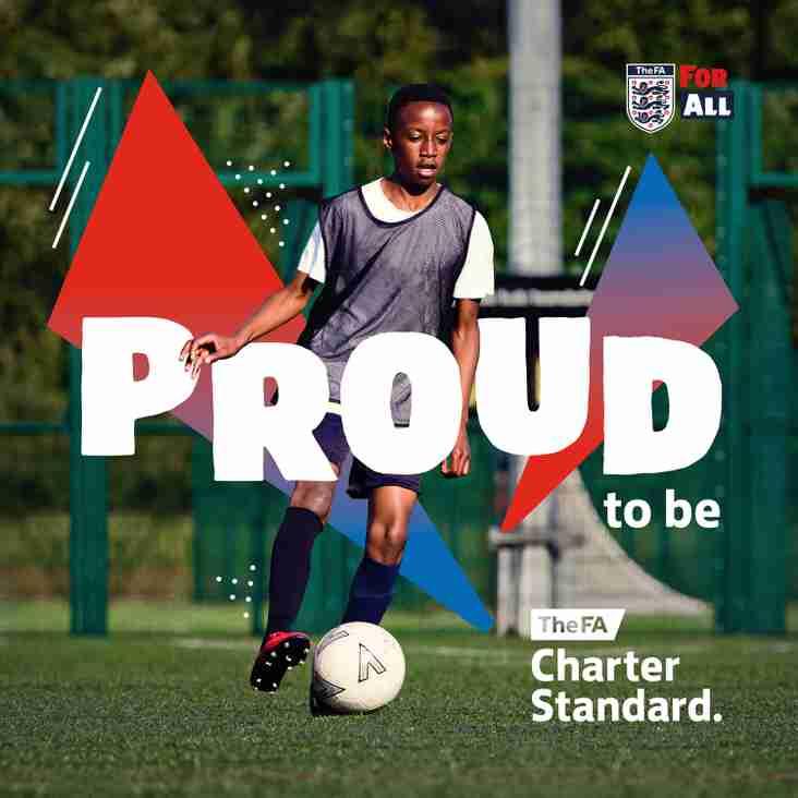 Carterton FC  FA Charter Standard Club Award