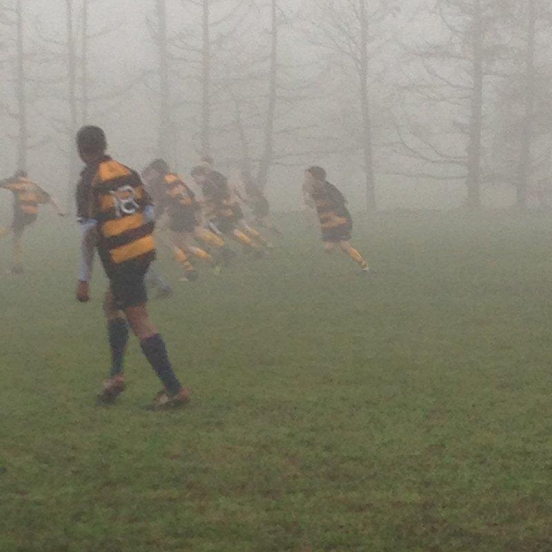 Rochdale In the Fog!