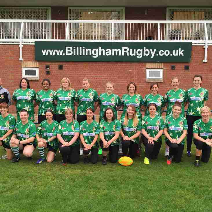 Ladies section grows coaching team