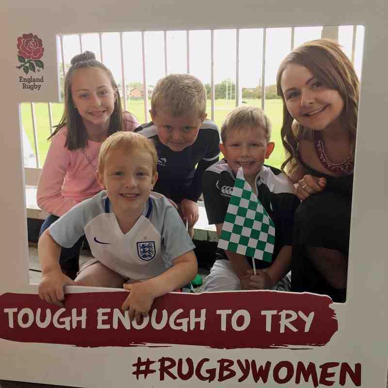 #RugbyWomen