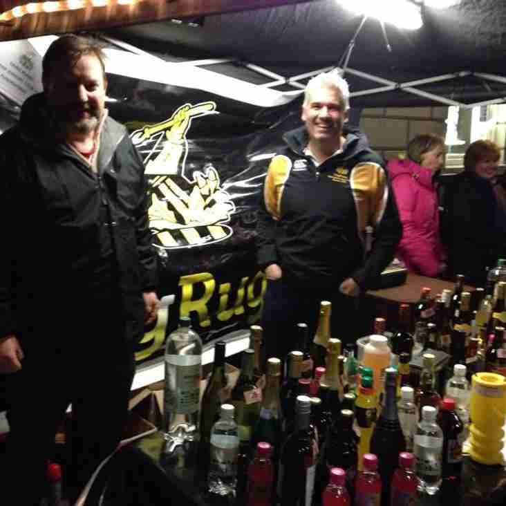 Bottle Raffle & Mulled Cider Stall, Friday 24 November