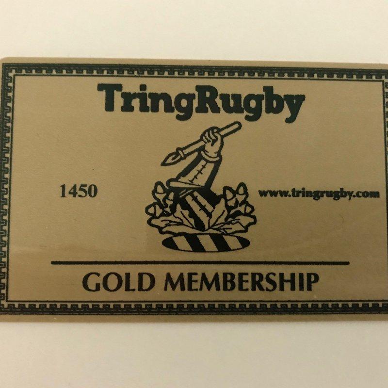 Go Cashless at TringRugby
