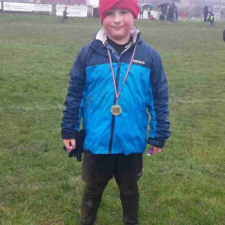 U7's Player of the week