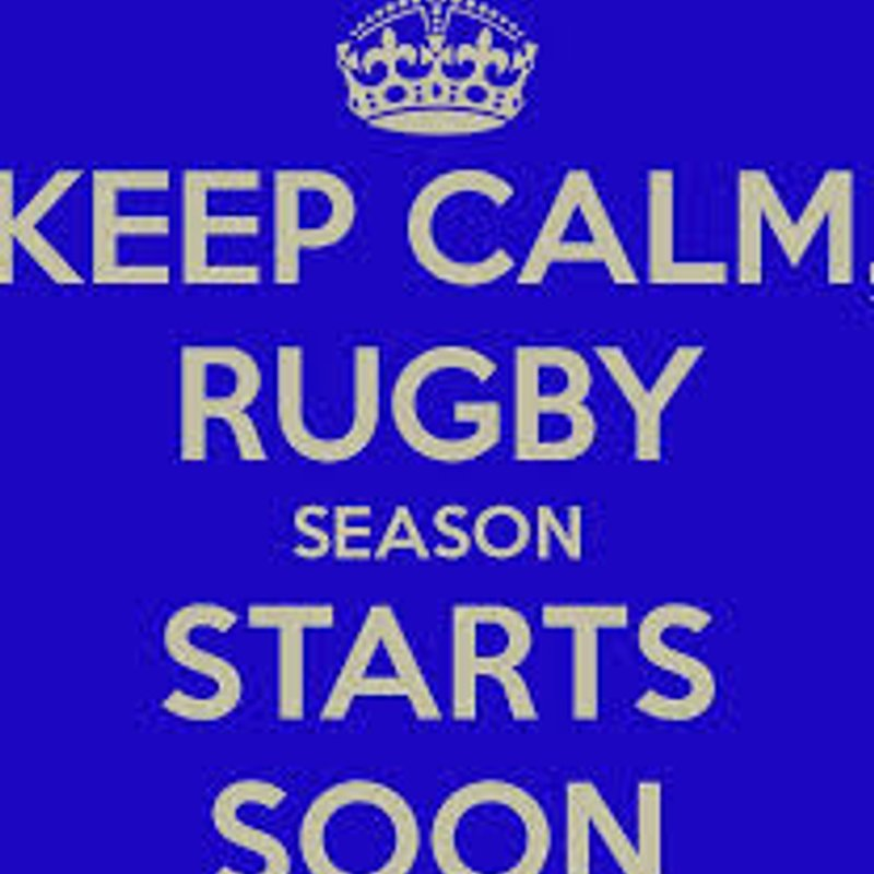 U10s rugby is back