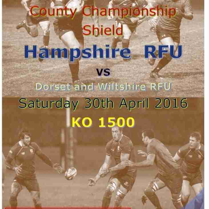 Senior County Rugby comes to Gosport Park