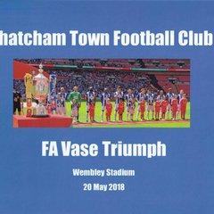 Triumph at Wembley 20 May 2018