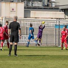 Pre-season friendly v Yeading & Hayes 4 Aug 2018
