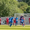 First Team lose to Hayes & Yeading United 6 - 0