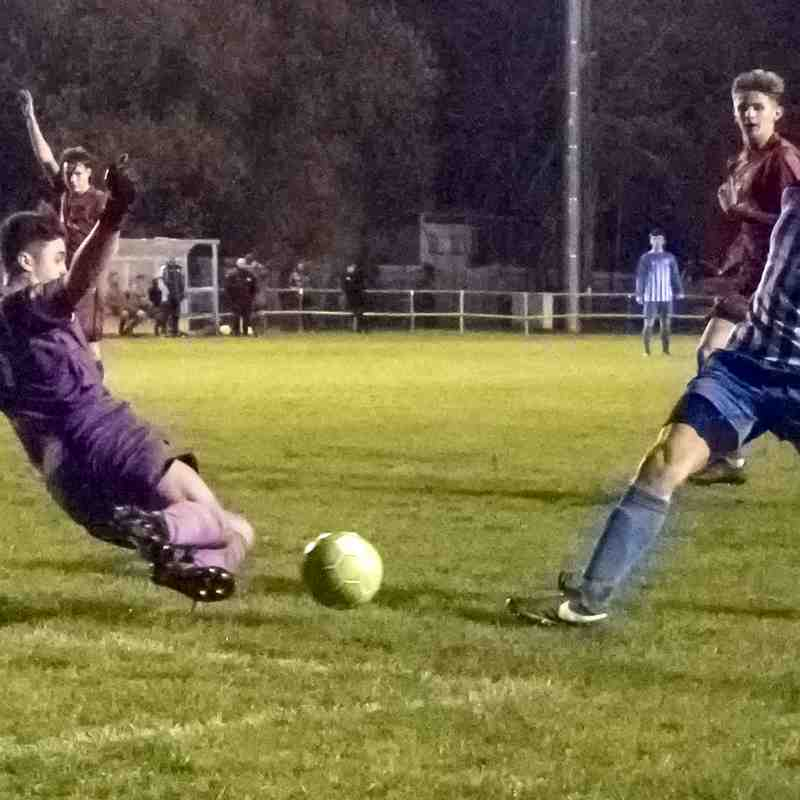 U18 v Binfield 12 November 2018