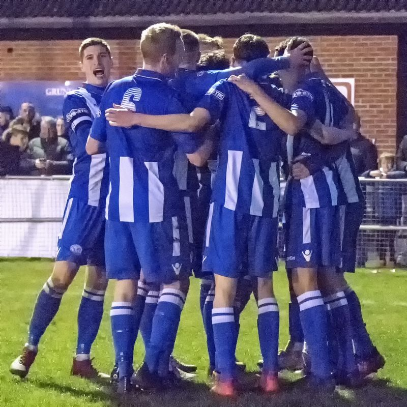 Southern League: Thatcham Town 1-1 Winchester City