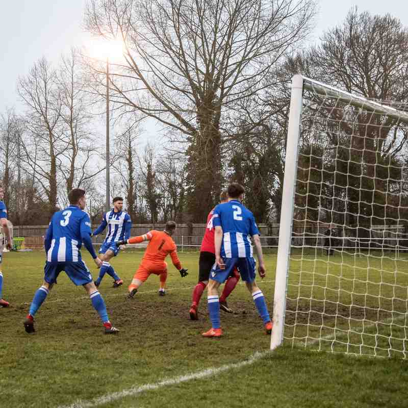 TTFC v Highworth Town 26 Jan 2019 by Thatcham Photographic Club