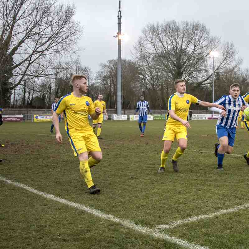 Thatcham Town FC Development vs Aston Clinton FC Reserves 16 February 2019