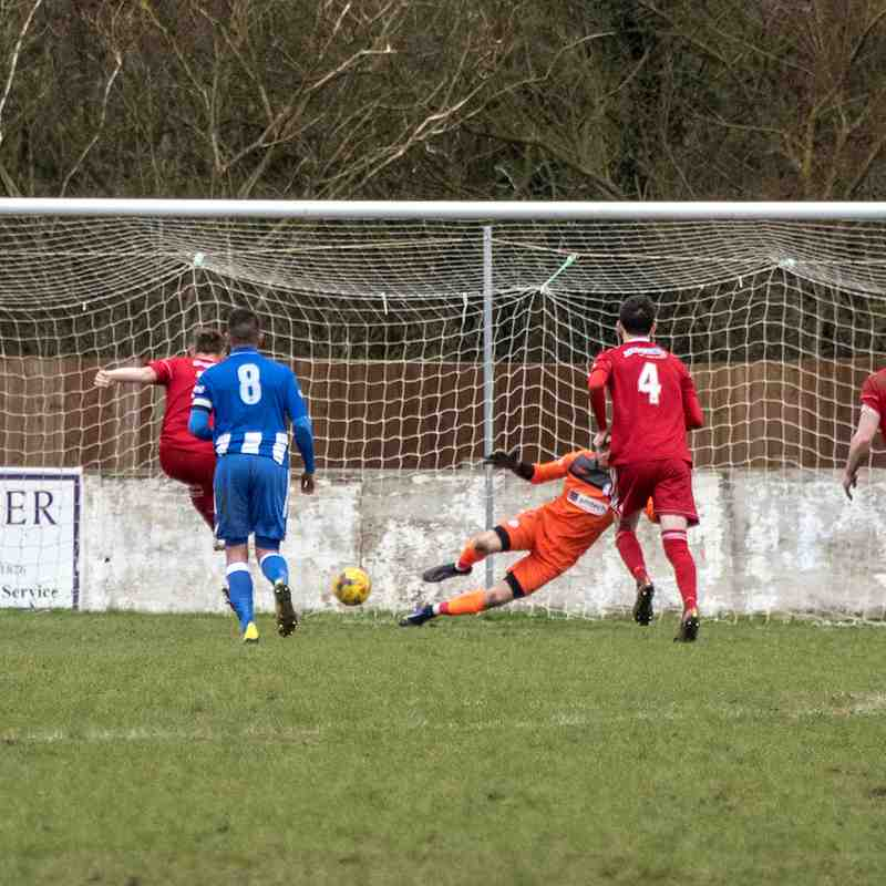 TTFC v Bideford 9 March 2019