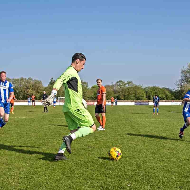 TTFC v Larkhall Athletic 20 April 2019