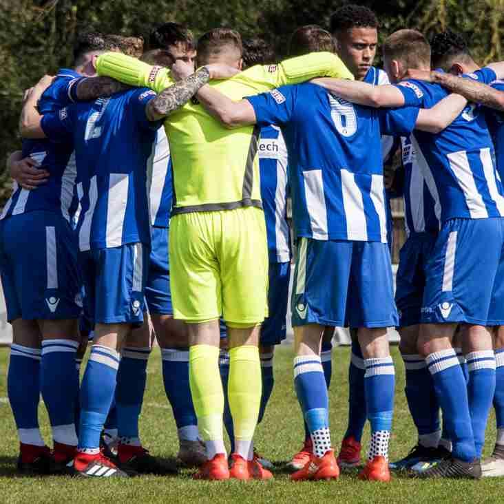 Southern League: Thatcham Town 0-1 Slimbridge AFC