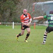 Saints 43-27 North Petherton 12th April 2014