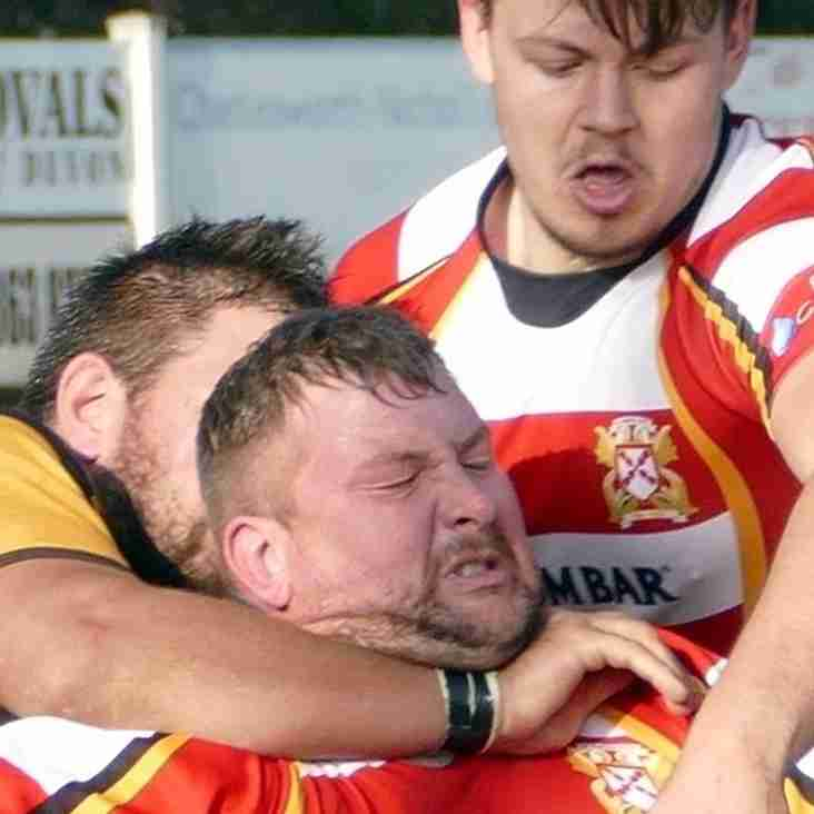 St Austell v Cullompton 29th October 3pm - Match Preview