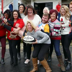 Saints 29 11 Sidmouth 3rd December 2016