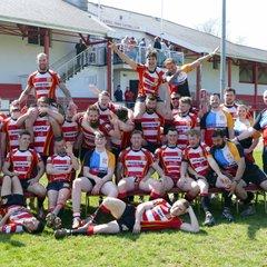 Saints 24-12 Wellington 8th April 2017