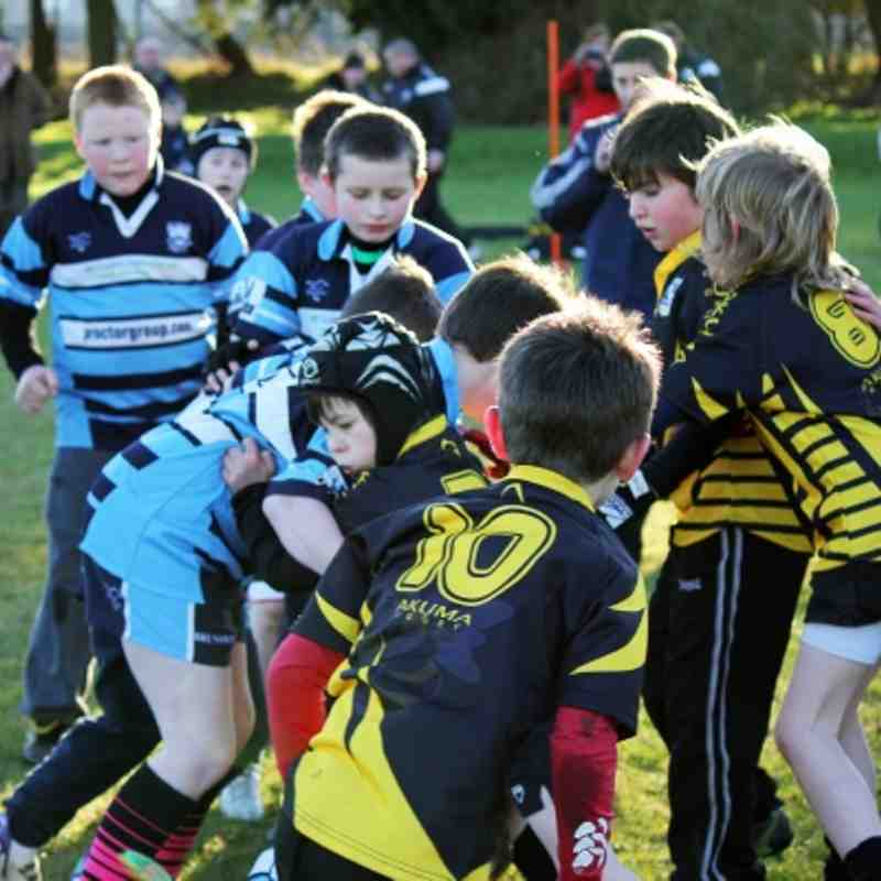 Secondary Team Wasps Vs Blairgowrie January 2012