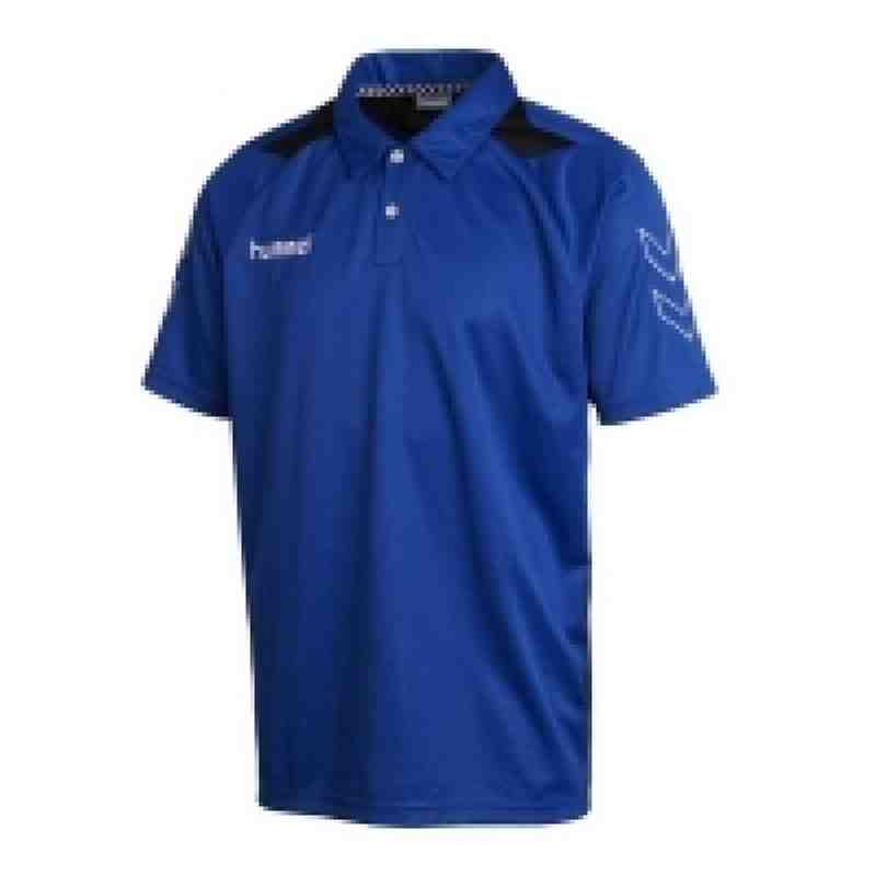 Hummel Roots Cotton Polo (Sizes 8,12,16)
